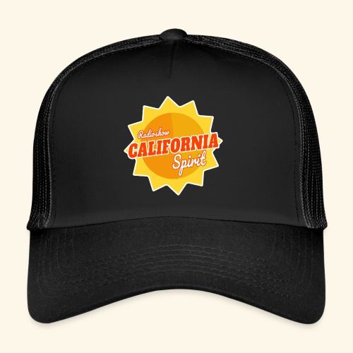 California Spirit Radioshow - Trucker Cap