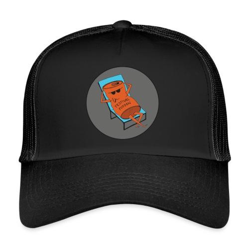 Festivalpodden - Loggan - Trucker Cap