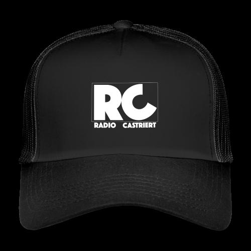 Radio CASTriert Logo 2017/2018 - Trucker Cap