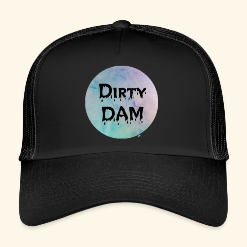 Dirty DAM dark - Trucker Cap