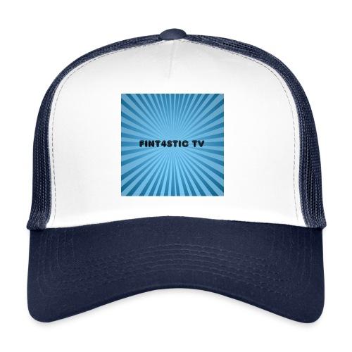 FINT4STIC Sunburst - Trucker Cap