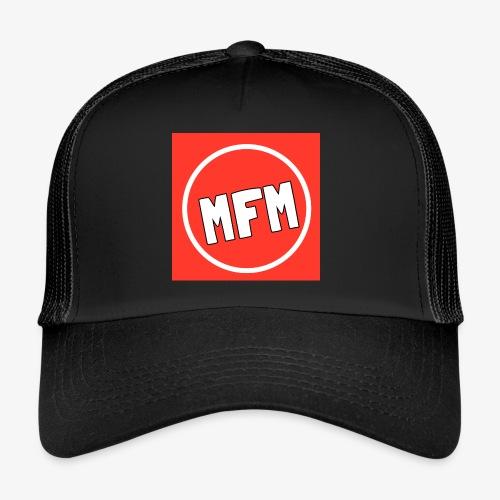 MrFootballManager Clothing - Trucker Cap