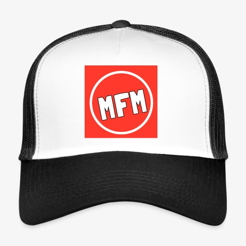 MrFootballManager Clothing - Trucker Cap