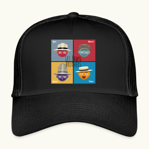 Les Pawn Brothers - Trucker Cap