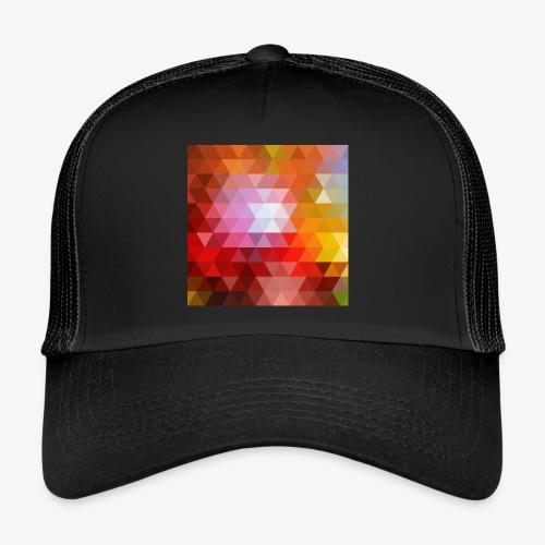 TRIFACE motif - Trucker Cap