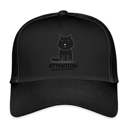 Chat noir - Trucker Cap