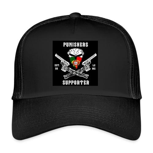 support portugal - Gorra de camionero
