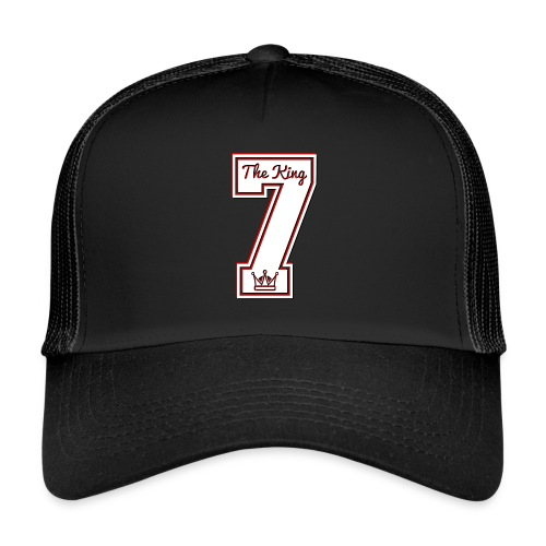 Collection THE KING 7 - Trucker Cap