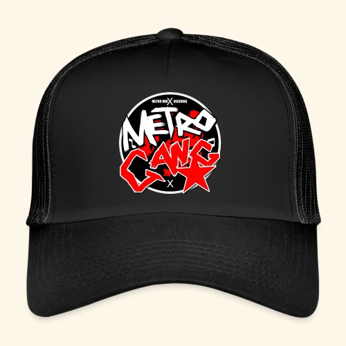METRO GANG LIFESTYLE - Trucker Cap
