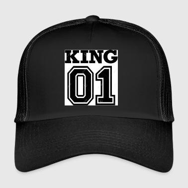 King 01 - Trucker Cap