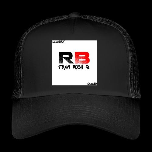 trb logo wildshot - Trucker Cap