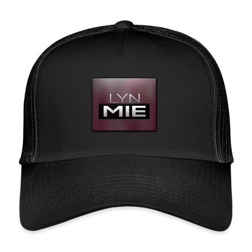 Lyn Mie Logo - Trucker Cap