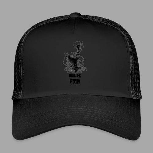BLK FTR N°5 - Trucker Cap