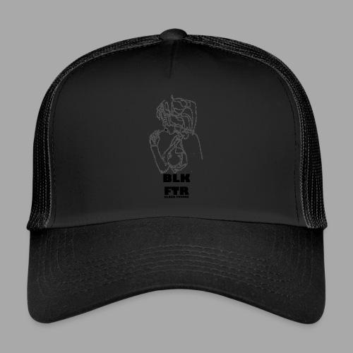 BLK FTR N°6 - Trucker Cap