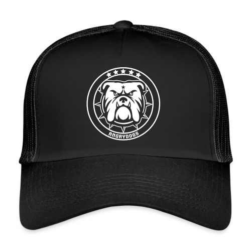 ANGRYDOGS CLASSIC - Trucker Cap