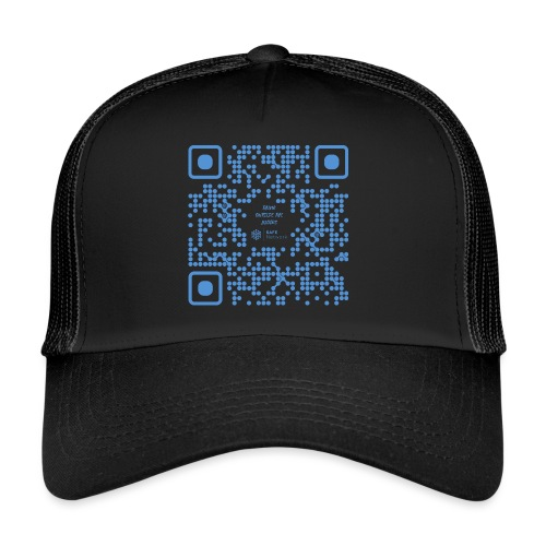 QR The New Internet Shouldn t Be Blockchain Based - Trucker Cap