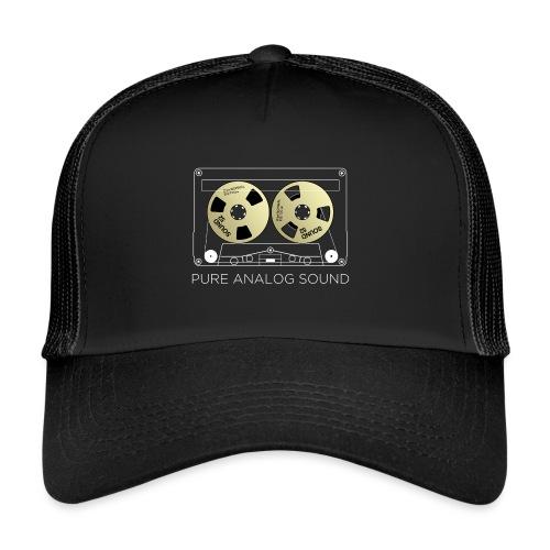 Reel golden cassette - Trucker Cap