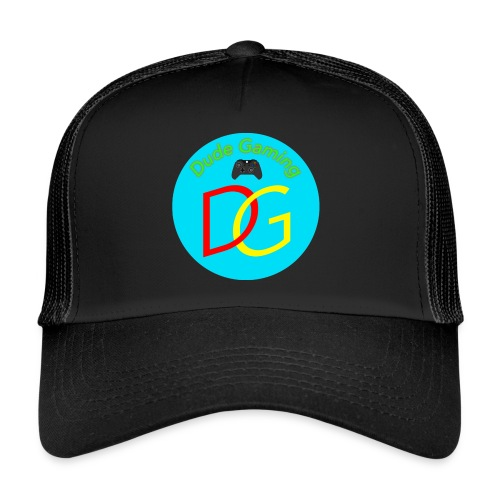 Dude Gaming - Trucker Cap
