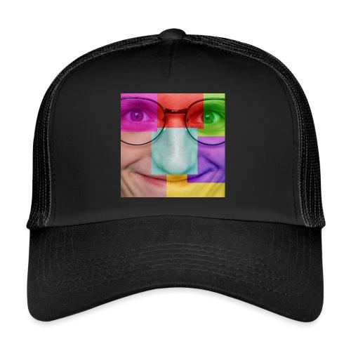 Bigface Moldave psyché édition - Trucker Cap