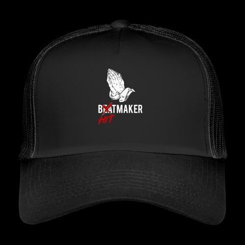 HitMaker Blanc - Trucker Cap