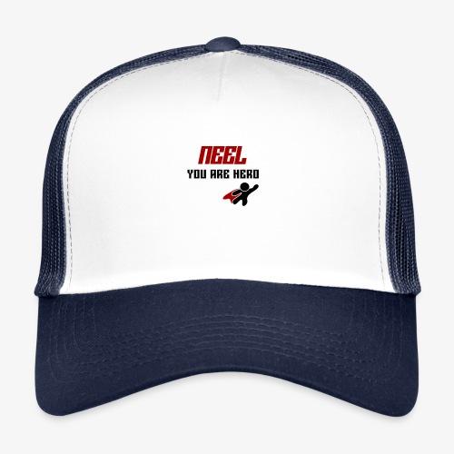 NEEL You Are Hero - Trucker Cap