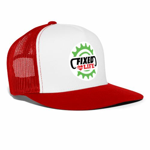 fixed love life - Trucker Cap