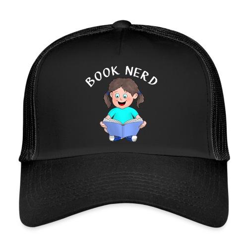 book nerd - Trucker Cap