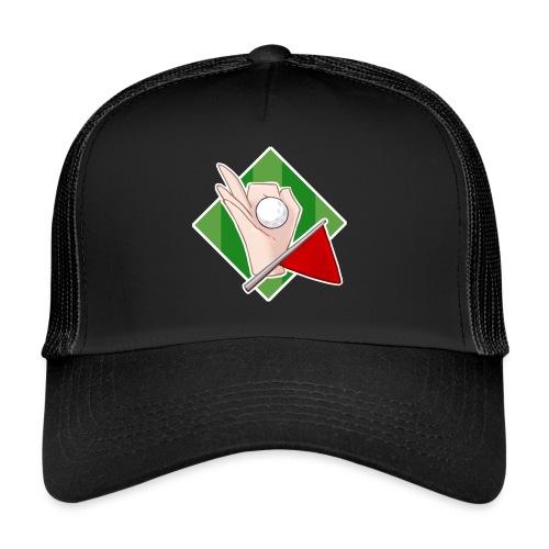 Minigolfgutta Logo - Trucker Cap