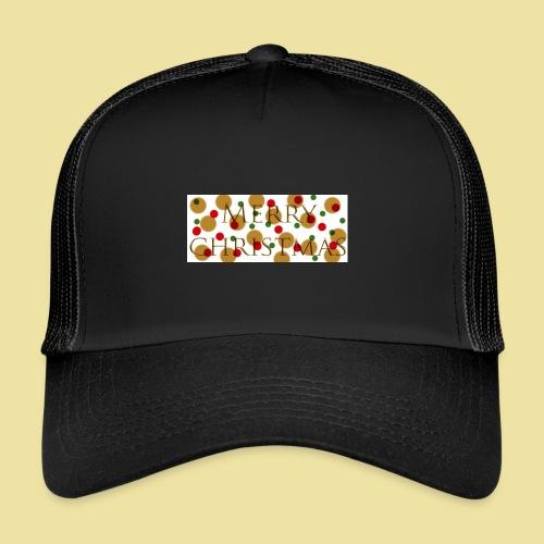 merry-christmas Logo Geschenk - Trucker Cap