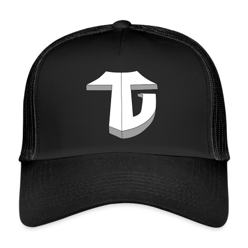 bianco png - Trucker Cap