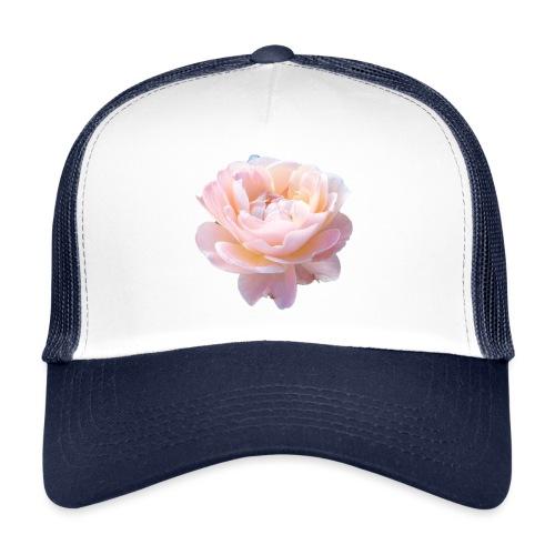 A pink flower - Trucker Cap