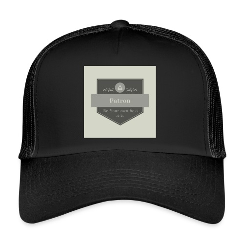 logo bussines - Trucker Cap