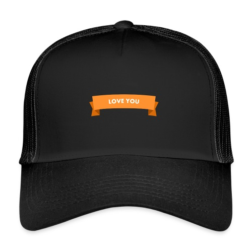 Love you 3 - Trucker Cap