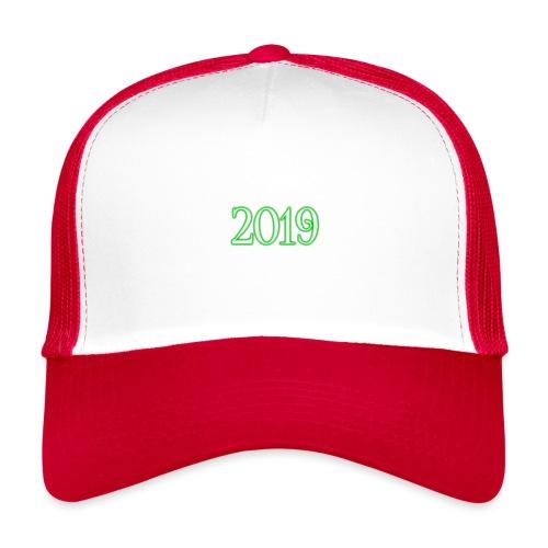 2019 - Trucker Cap