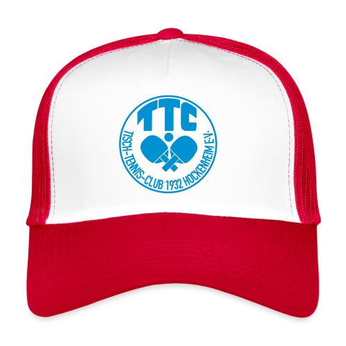 TTC Hockenheim Wappen - Trucker Cap