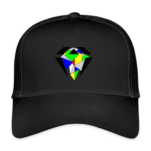 J.O.B. Diamant Colour - Trucker Cap