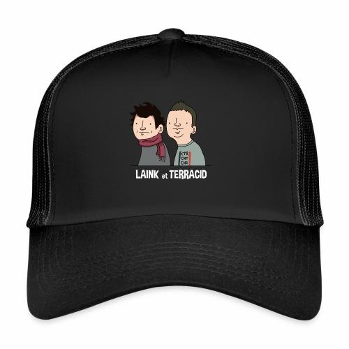 Laink et Terracid - Trucker Cap
