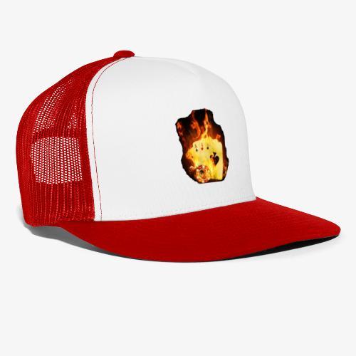 Flamme THE TEXAS HOLDEM - Trucker Cap