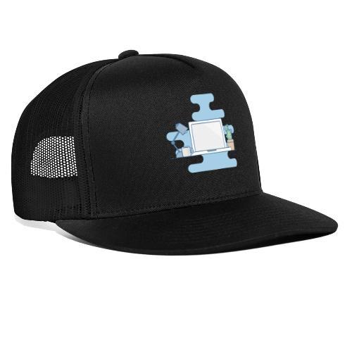 Arbeitstisch - Trucker Cap