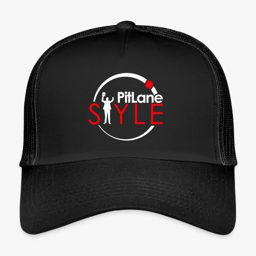 PitLaneStyle Driver - Trucker Cap