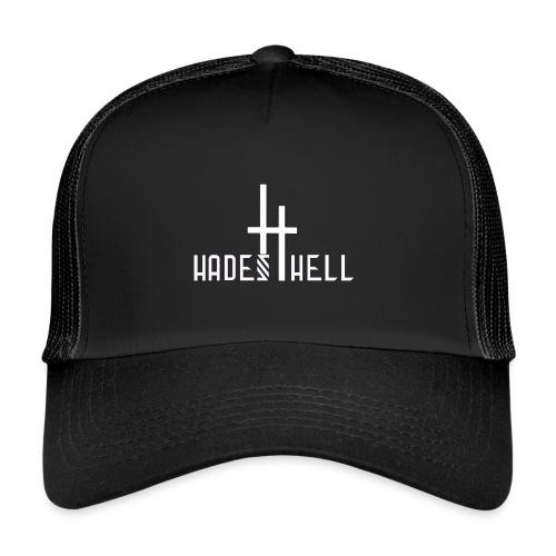 Hadeshell-white - Trucker Cap