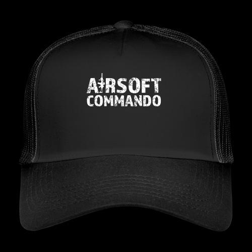 Airsoft Commando - Trucker Cap