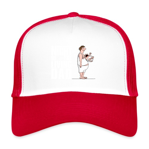 bester Papa - Superdad - Daddy of the year - Trucker Cap