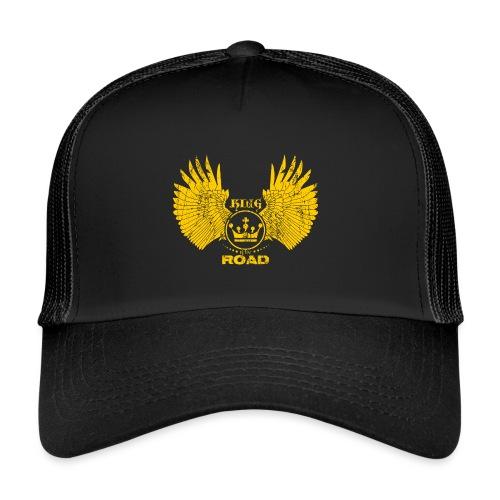 WINGS King of the road light - Trucker Cap