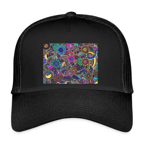 Color your life - Trucker Cap