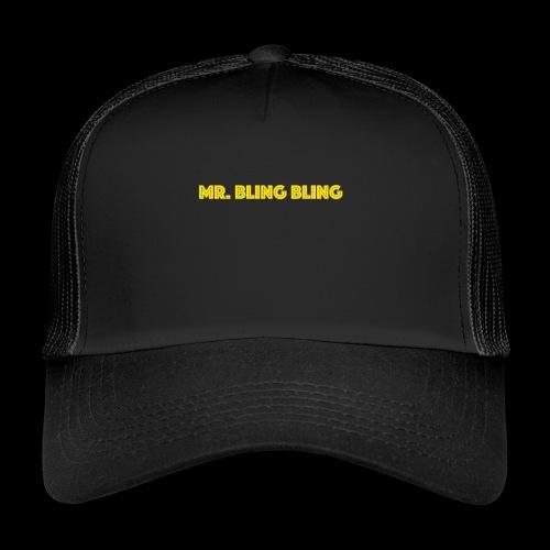 bling bling - Trucker Cap