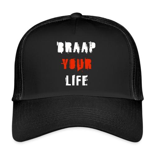 Braapyourlife Crew - Trucker Cap
