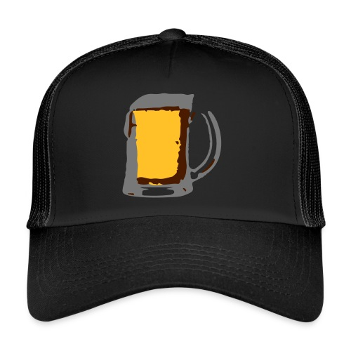 Bier pul - Trucker Cap