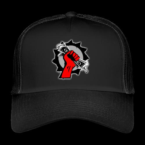 Cash! No Credit Logo - Trucker Cap