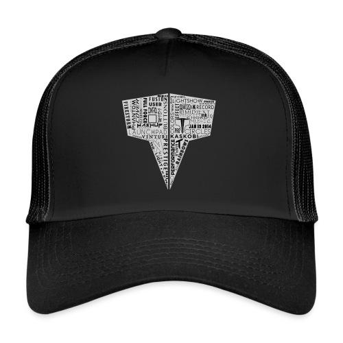 Word Logo // Kaskobi - Trucker Cap
